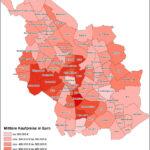 Infografik zum Thema Einfamilienhaus-Kaufpreise