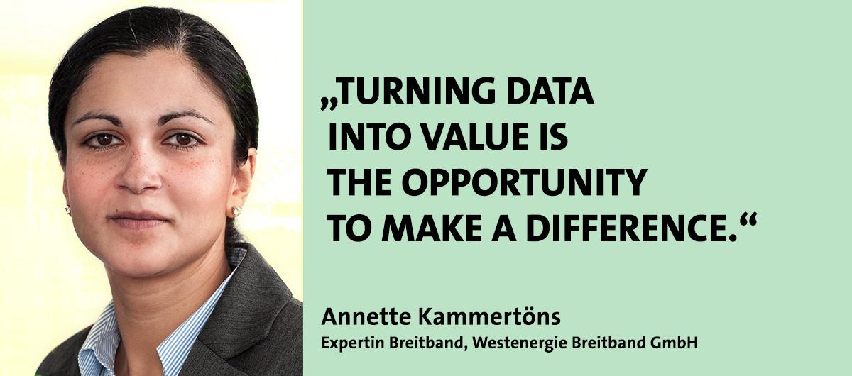 Annette Kammertöns, Referentin bei den Kompetenztagen Geomarketing 2021