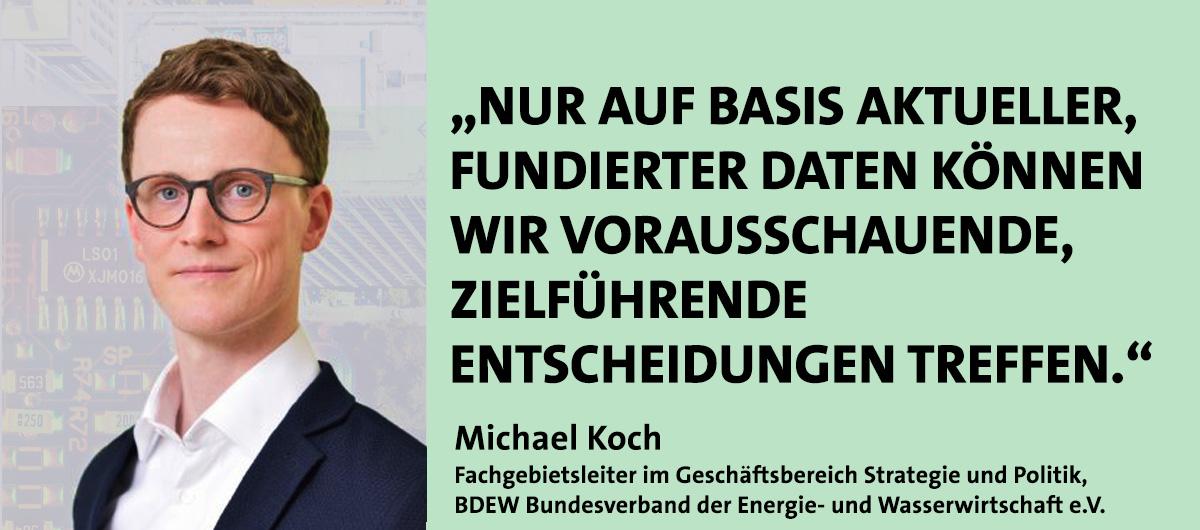 Michael Koch, Referent bei den Kompetenztagen Geomarketing 2021